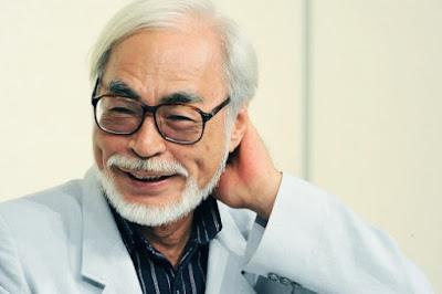 Hayao Miyazaki Akan Membuat Anime 3DCG Pertamanya