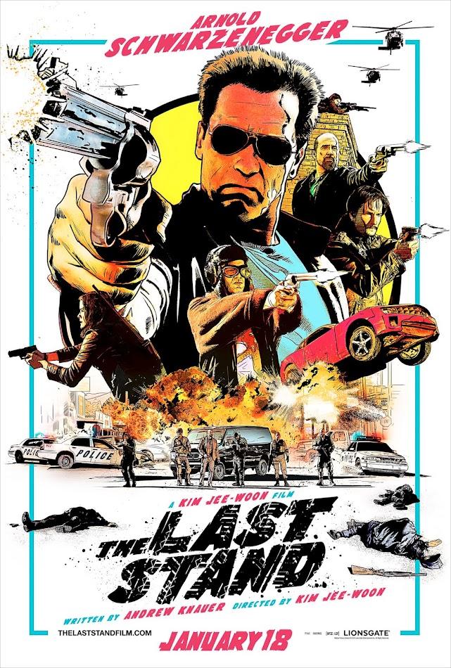 ตัวอย่างหนังใหม่ : The Last Stand นายอำเภอคนพันธุ์เหล็ก (ตัวอย่างที่ 2) ซับไทย poster