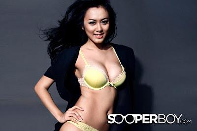 hot Devi Liu for Sooperboy, March 2013 (Part 1)
