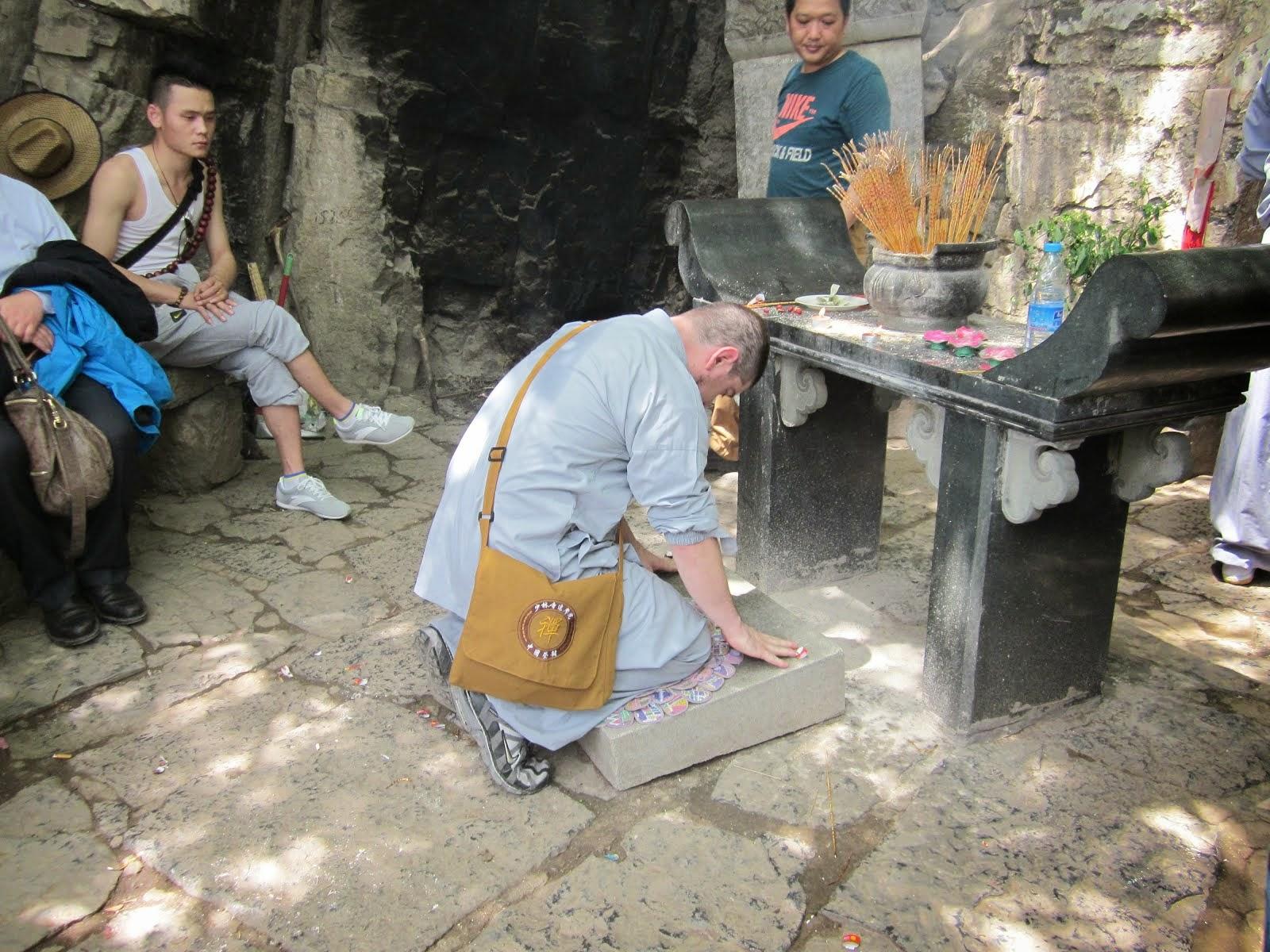 Reverencia al patriarca Tamo