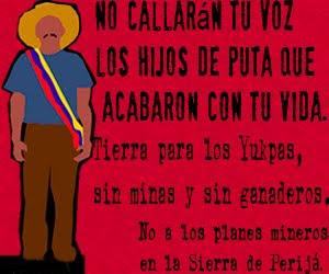 LIBEREMOS las TIERRAS-SON del PUEBLO