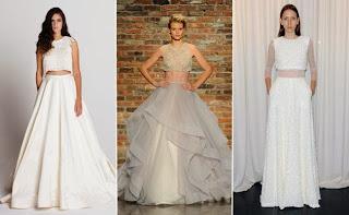 Foto Baju Pengantin 2014 Trend Wedding Dress Terbaru Pakaian Renang