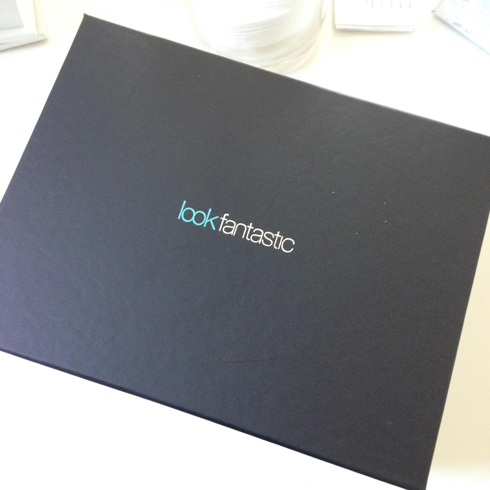 Look Fantastic Beauty Box - March.