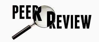 Peer Review with Magnifying Glass