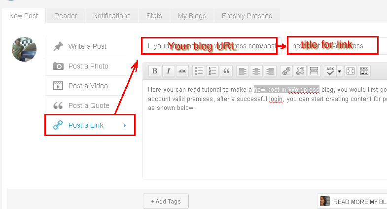 how to create a new blog post on weebly