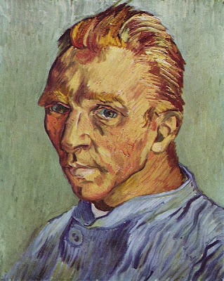 """Portrait de l'artiste Sans Barbe"" by Vincent Van Gough (102.1 Million)"