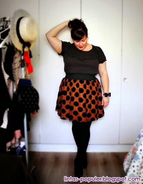 tips memilih baju untuk orang gemuk