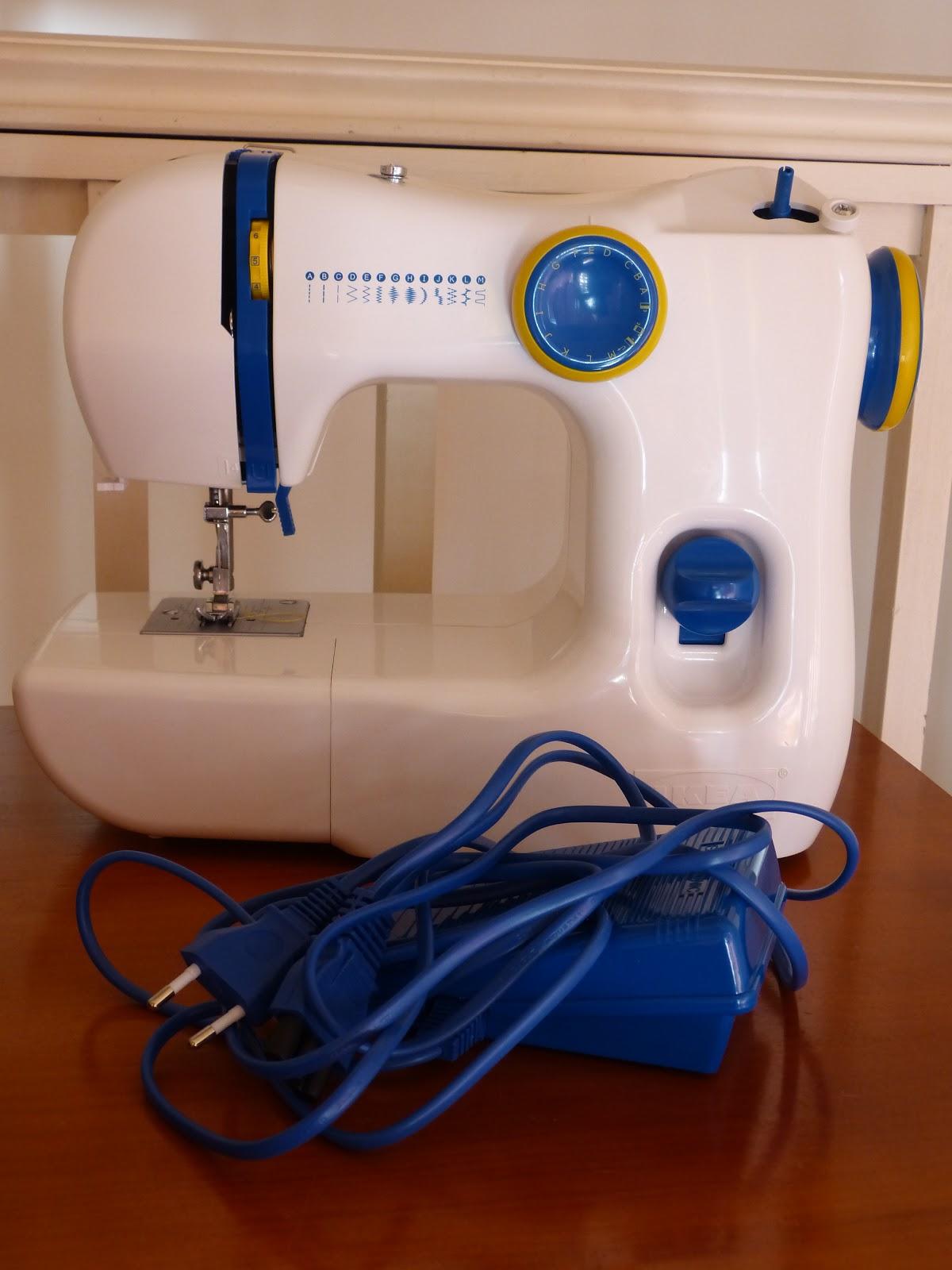 Mi casa decoracion ikea maquina de coser - Mesa para maquina de coser ikea ...