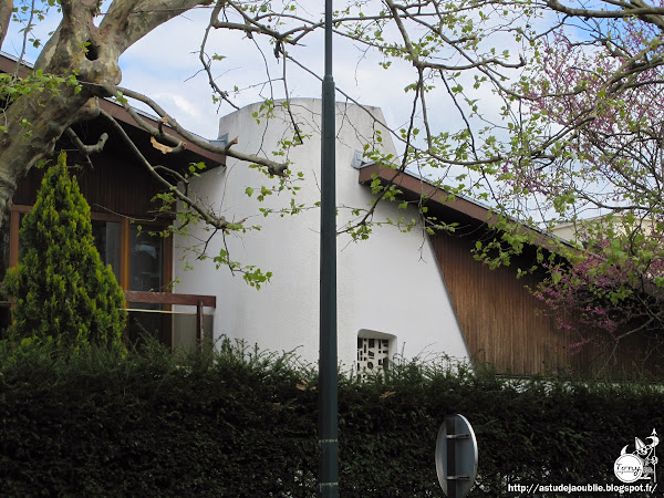 Saint-Maur-des-Fossés - Modern house  Architecte:  Construction: