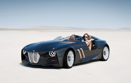 Sports Car Bmw 328 Hommage Concept 2011 My Auto Cars