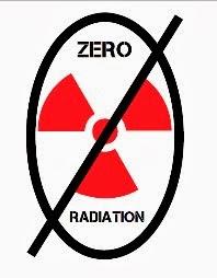 Nous continuons d'exiger : Zéro radiation ! Ça suffit de nous prendre la tête pour rien !