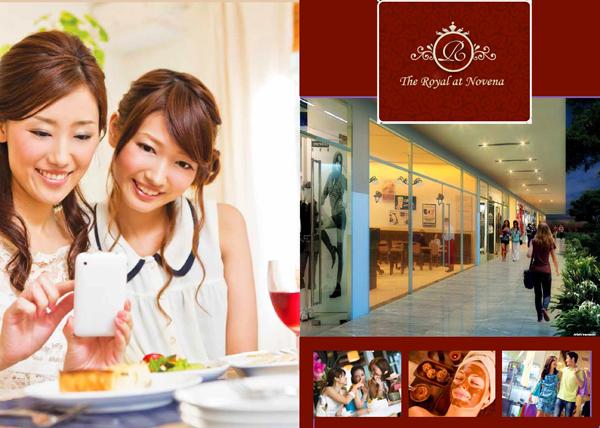 royal square at novena amenities