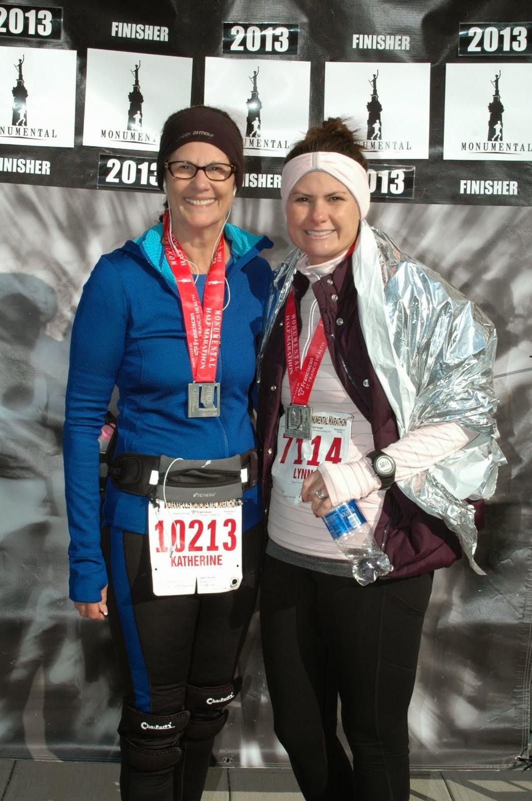 Indy Monumental Half Marathon (11.02.2013)