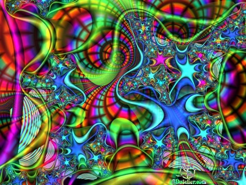 DMT and the Persistent Illusion  DMT%2BFRACTALS%2B2
