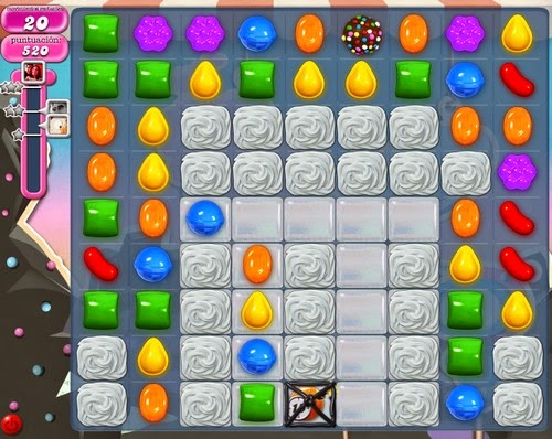 Nivel 100 de Candy Crush Saga