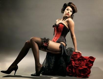 Wieczór panieński w stylu Moulin Rouge