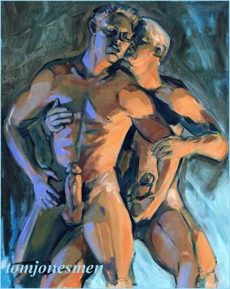 from Tobias gay artist male tom jones