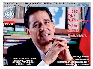 MSBColombia en USTREAM.Tv