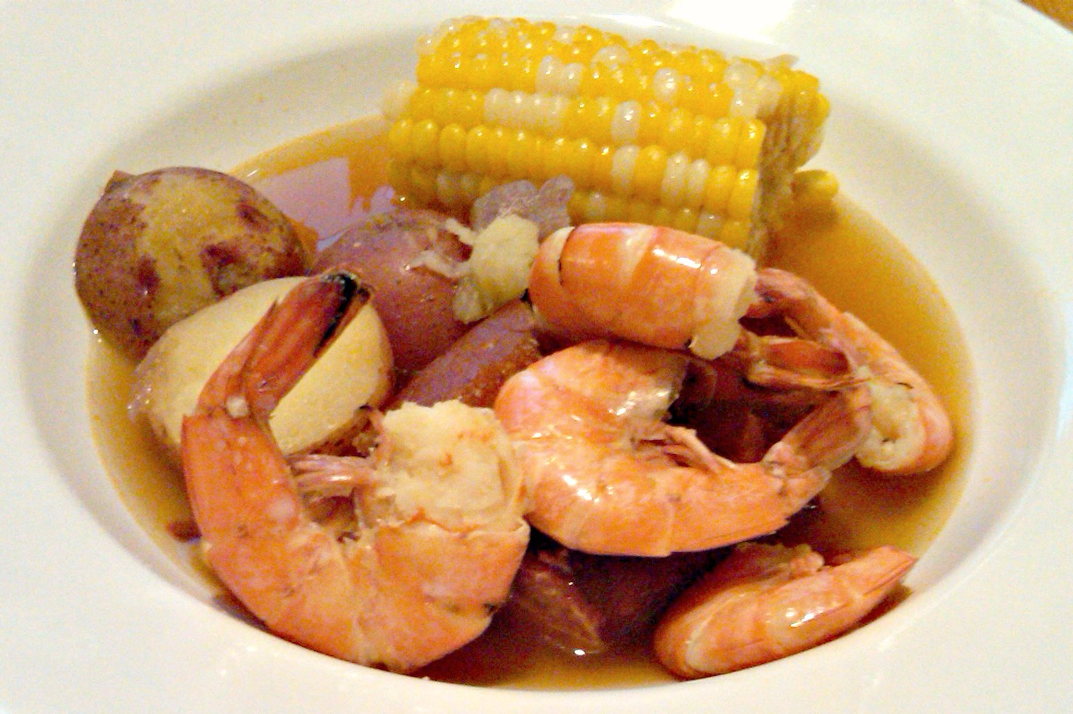 Biscuits 'N' Bacon: Frogmore Stew