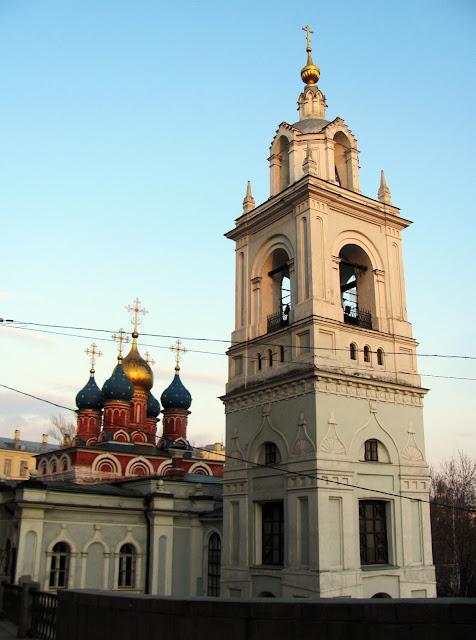 Москва, посольский двор