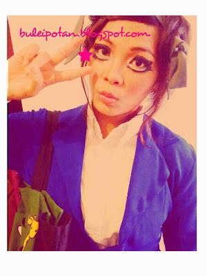 Make up anime girl by Mely Isabela