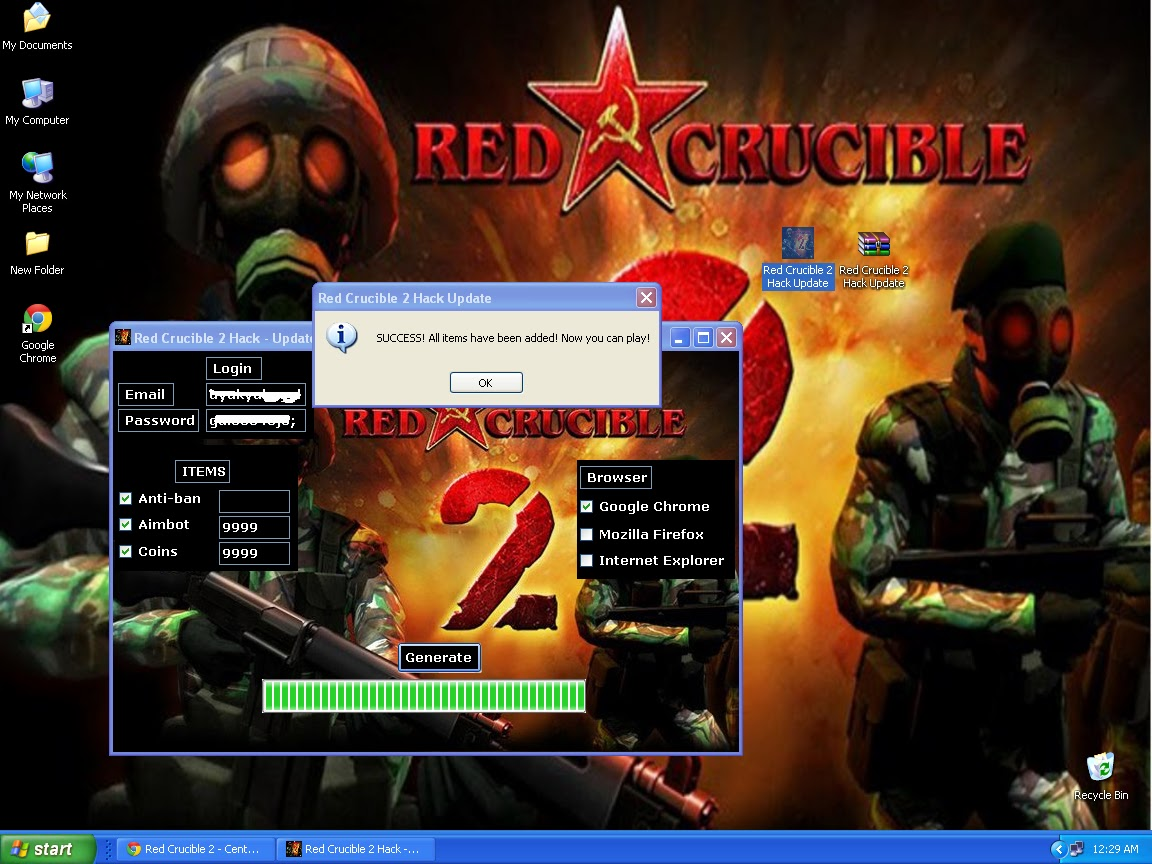 Red Crucible 2 Hack Free Coins