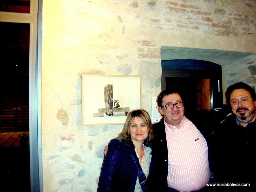 Exposició col.lectiva a Can Gruart, Vilablareix (Girona) fins el 30 de gener 2014