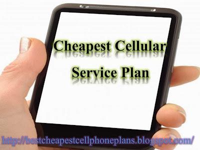 cellular service plan