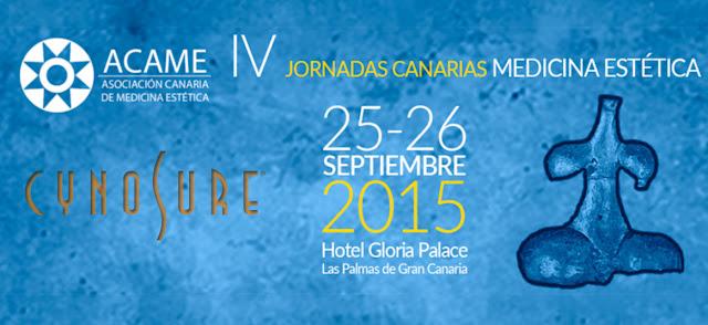 ACAME-2015-Jornadas-Canarias-Medicina-Estetica-Cynosure-Spain