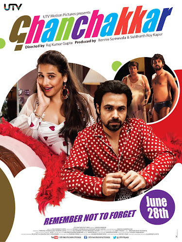 Ghanchakkar (2013) Movie Poster