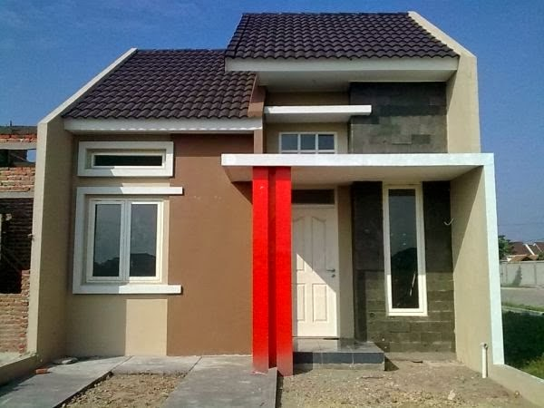 Model Rumah Minimalis Type 36 i