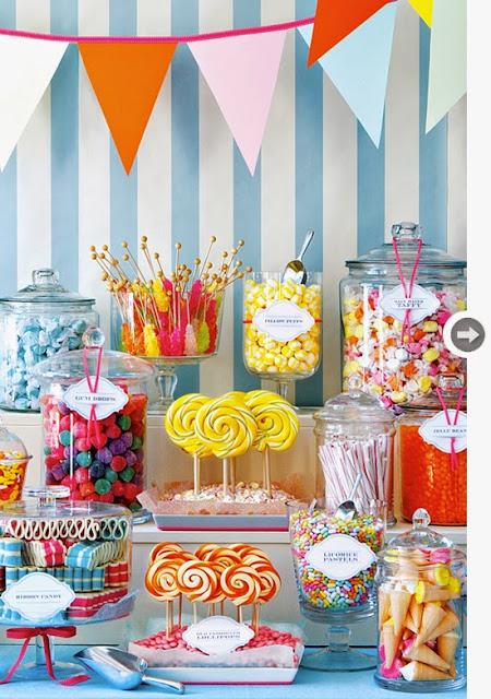 Ideas y cosas para tus fiestas infantiles decoracion para cumples Mesa de cumpleanos infantil