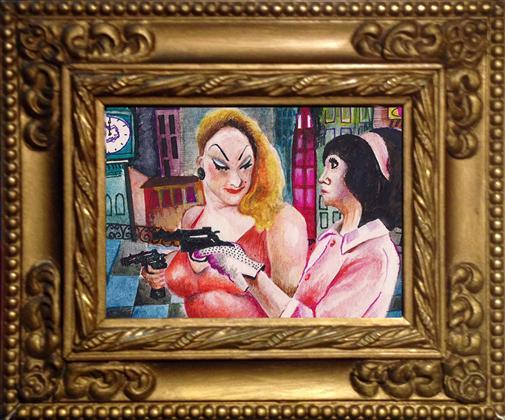 Susanita´s Little Gallery - Tu a Baltimore y yo a la Mancha | LasMilVidas