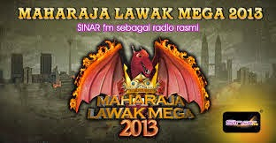 Maharaja Lawak Mega 2013 Minggu 7