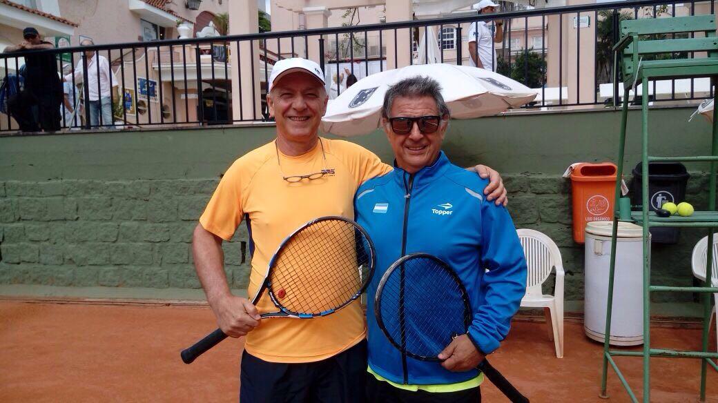 "ITF SENIORS G ""A"" PORTO ALEGRE BRASIL"