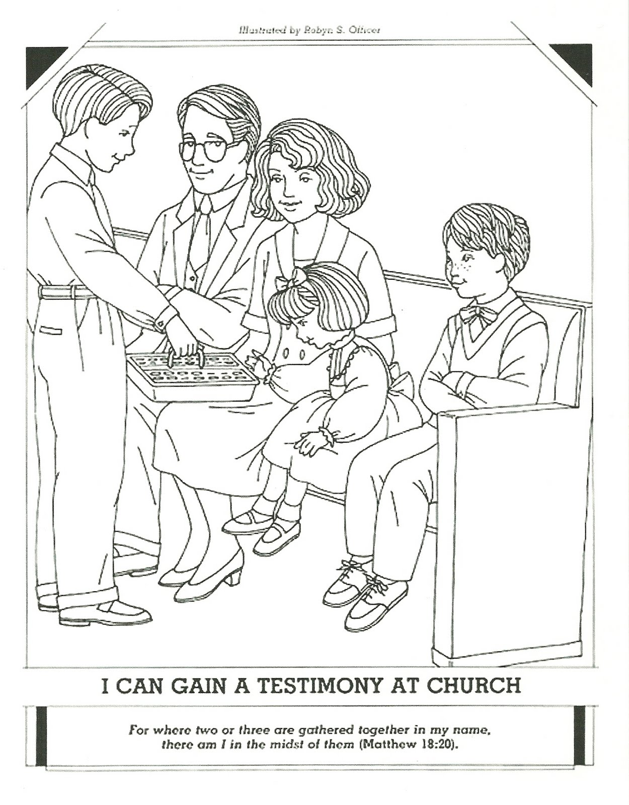 Coloring Pages Primary Lessons - Proga | Info