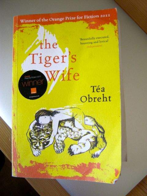 Tiger's wife book review