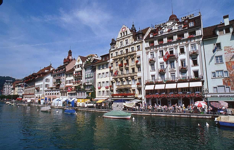 瑞士盧塞恩旅遊