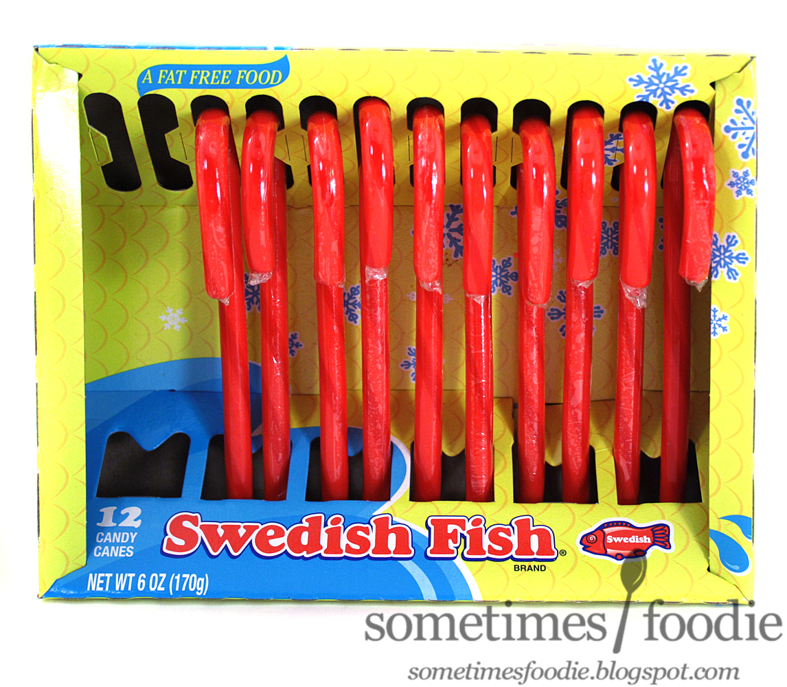 Sometimes Foodie: Swedish Fish Candy Canes - Wegman\'s: Cherry Hill, NJ