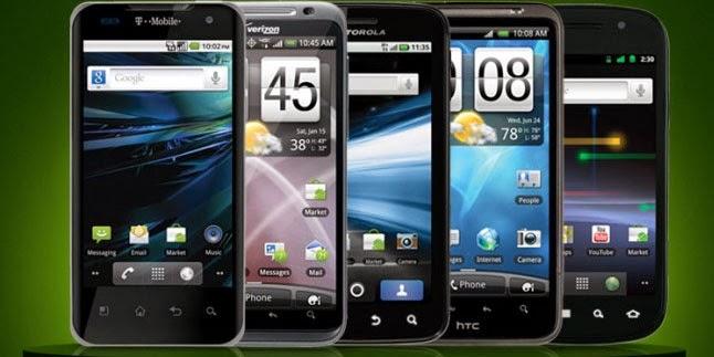 22 Smartphone Terbaik Model Terbaru Harga 1 Jutaan