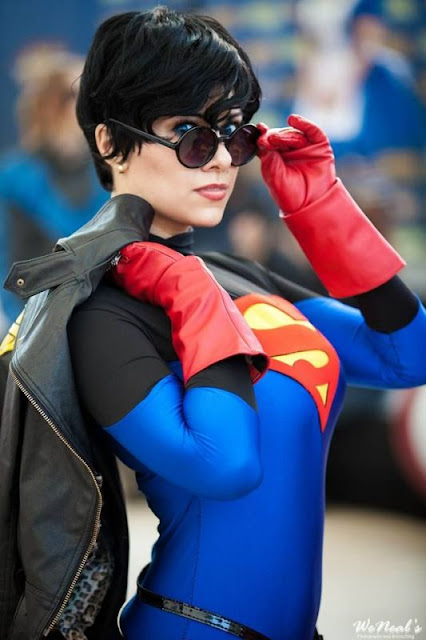 Superboy - Silver Shade Cosplay