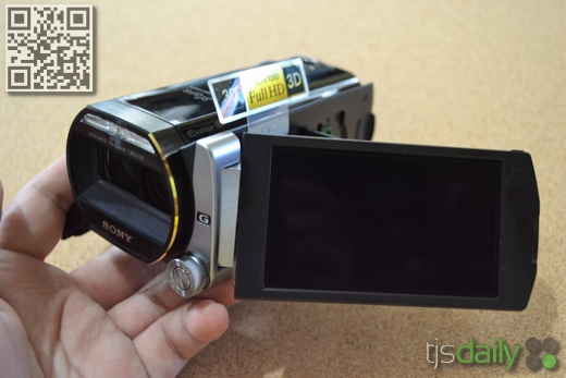 Sony Handycam HDR-TD20V Review