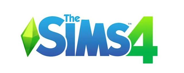 シムズ4ロゴ The SIMS4 logo
