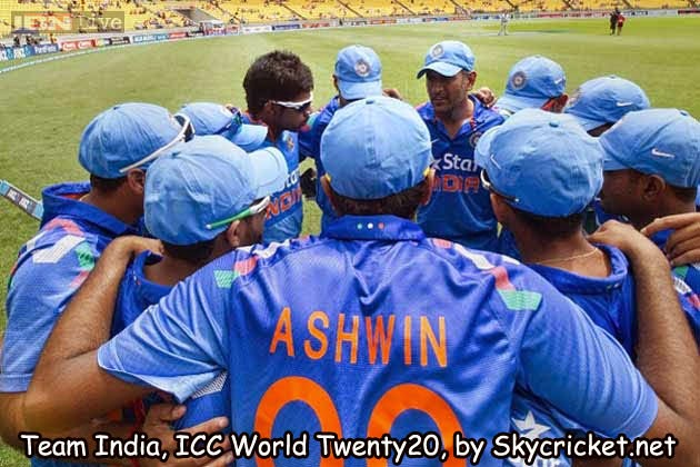 Indian team performed good in WC T20