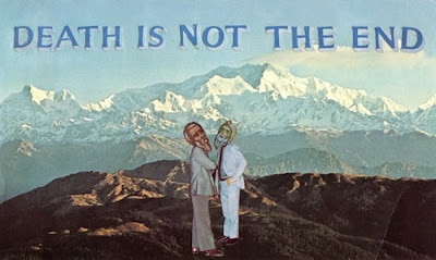 death is not the end collage