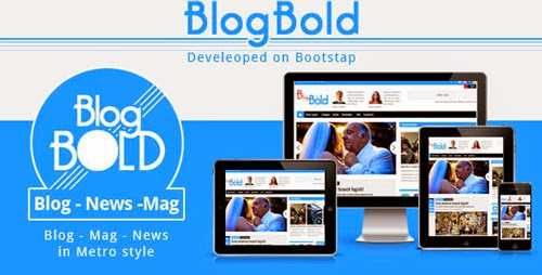 Blogbold Responsive Wordpress Theme