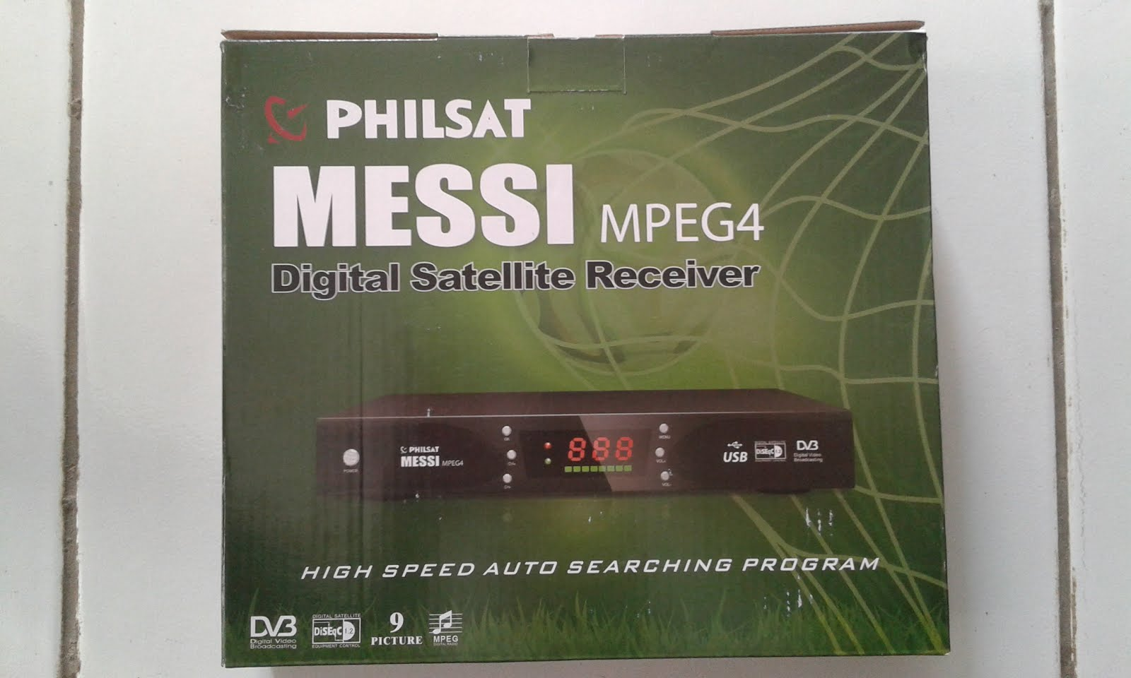 PHILSAT MESSI MPEG4