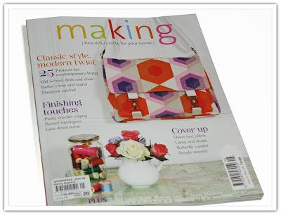 Tidning, Making Magazine