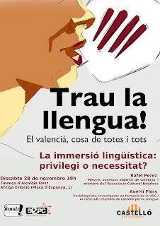 La immersió lingüística: privilegi o necessitat?