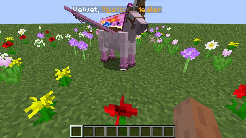 Velvet, Mystical Healer
